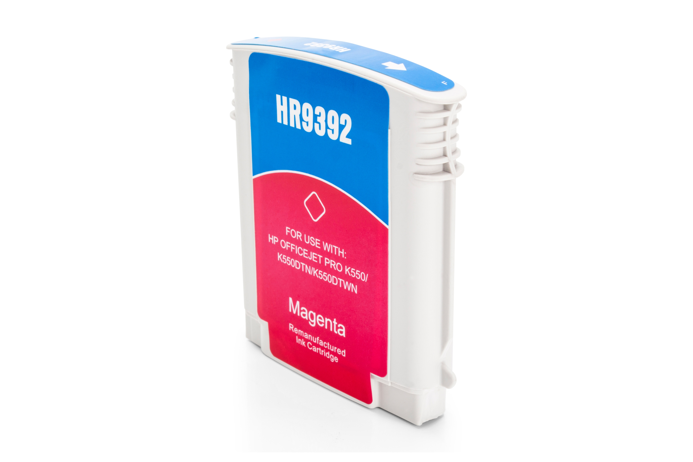 Kompatibel zu HP C9392AE / Nr 88XL Tintenpatrone Magenta