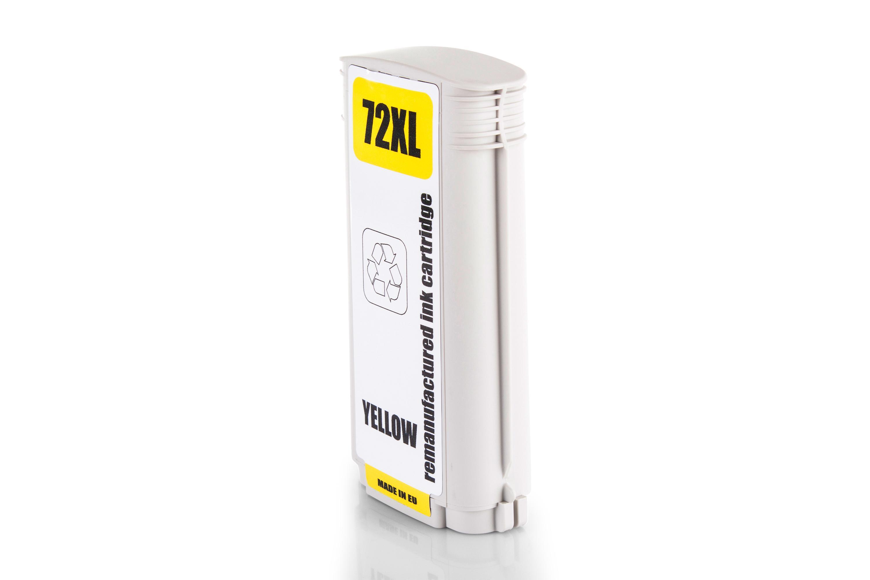 TonerPartenaire HP C 9373 A / 72 Cartouche d'encre jaune