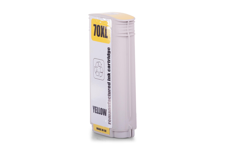 Kompatibel zu HP C9454A Tintenpatrone gelb