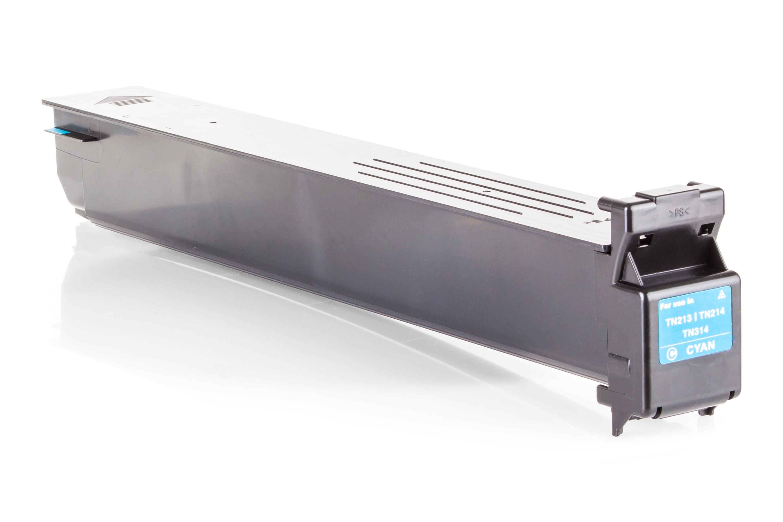Kompatibel zu Konica Minolta A0D7452 / TN-213 C Toner cyan