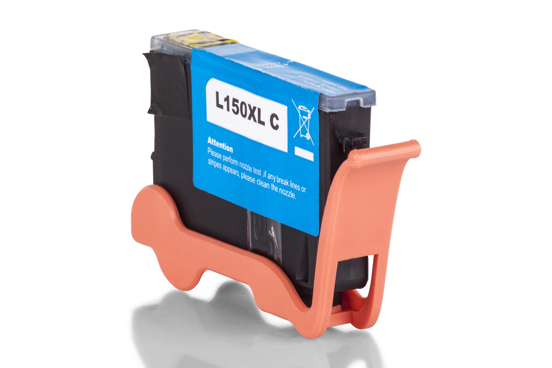 Kompatibel zu Lexmark 14N1615E / 150XL Tintenpatrone cyan