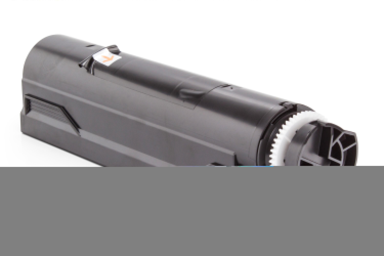 Kompatibel zu OKI 44917602 Toner schwarz