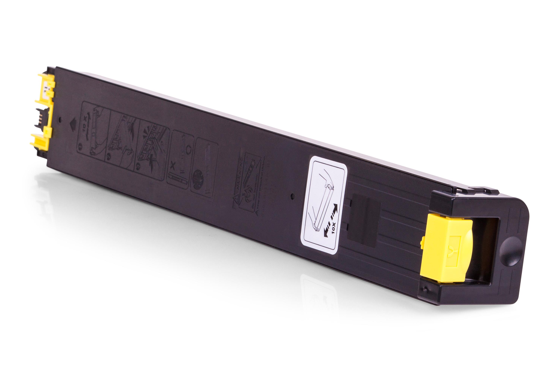 Sharp MX31GTYA Toner gelb Kompatibel