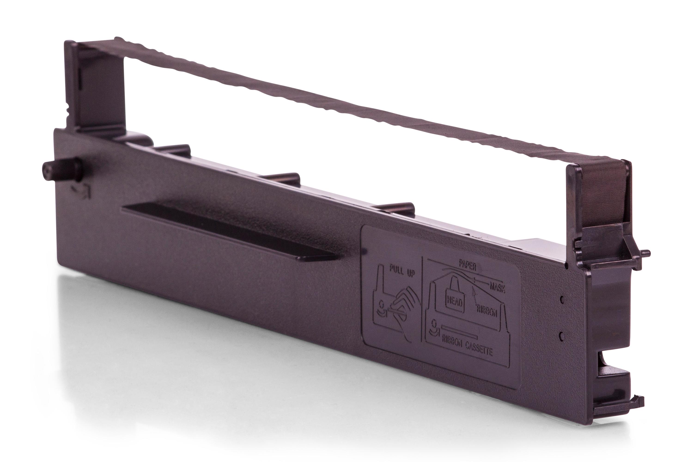 Kompatibel zu Seikosha SP-16051 / 91611 Nylonband Black