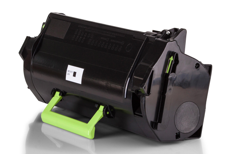 Kompatibel zu Lexmark 52D2H00 / 522H Toner schwarz