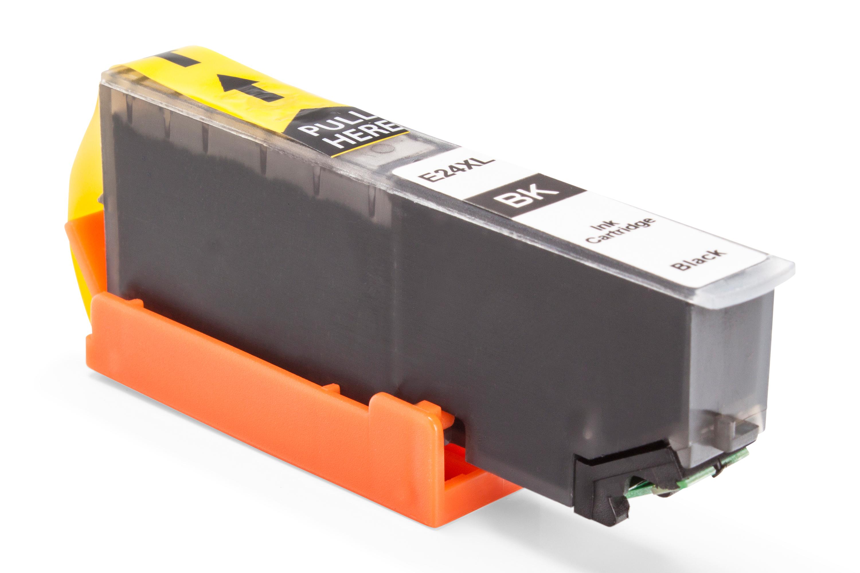 TonerPartenaire Epson C 13 T 24314010 / 24XL Cartouche d'encre noire