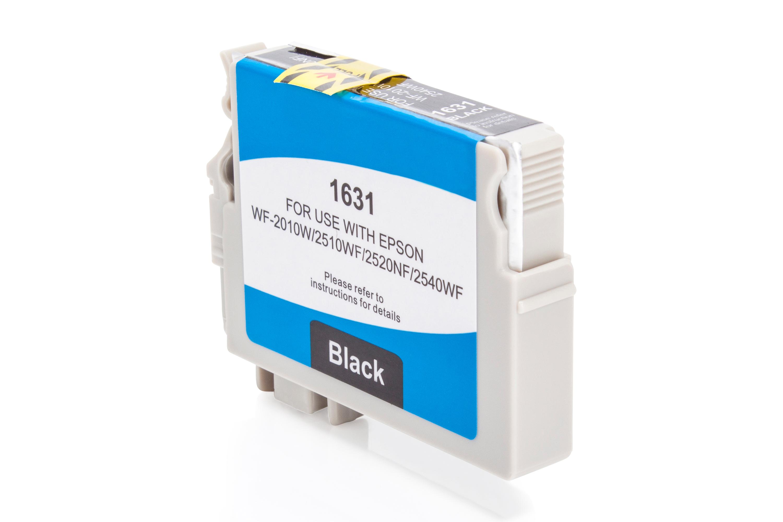 Kompatibel zu Epson C13T16314010 Tintenpatrone schwarz