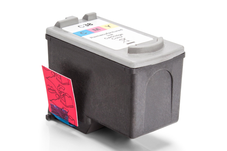 Kompatibel zu Canon 2146B001 / CL-38 Tintenpatrone Color