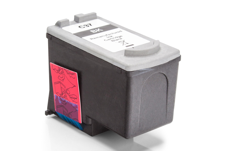 Kompatibel zu  Canon 2145B001 / PG-37 Tintenpatrone schwarz