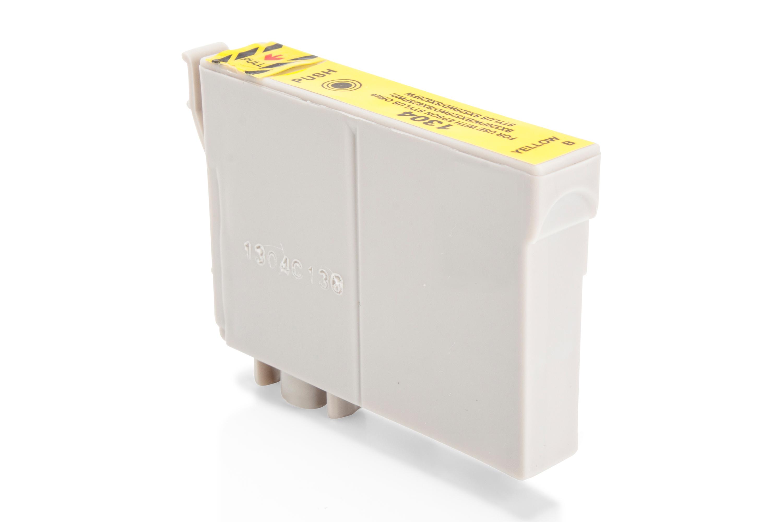 Kompatibel zu Epson C13T13044010 / T1304 XL Tintenpatrone gelb