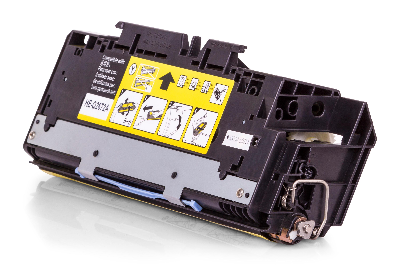 Kompatibel zu HP Q2672A Toner Gelb