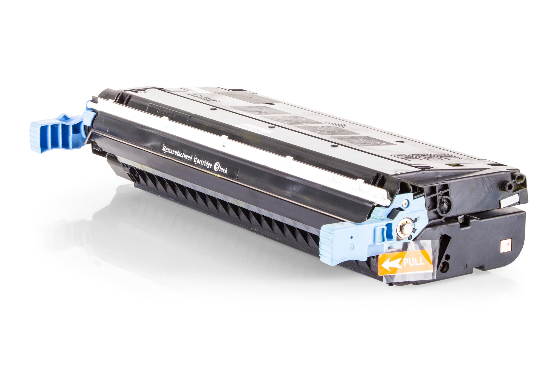 Kompatibel zu HP C9730A Toner schwarz