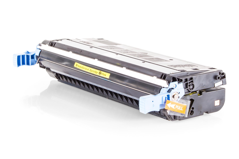 Kompatibel zu HP C9732A Toner gelb