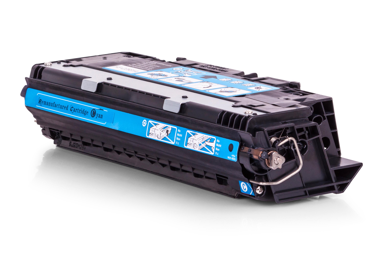TonerPartenaire HP Q 2681 A / 311A Toner cyan