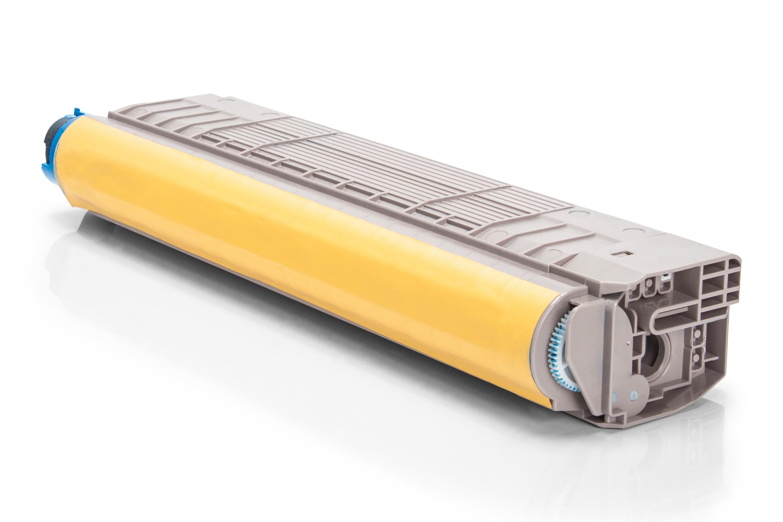 OKI 44059255 Toner cyan Kompatibel