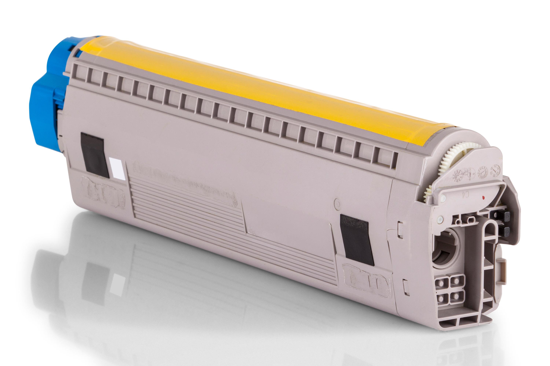 OKI 44844505 Toner gelb Kompatibel
