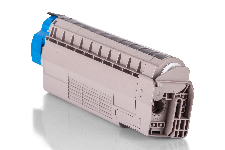 Kompatibel zu OKI 43324408 für OKI C5600 / C5700 Toner schwarz