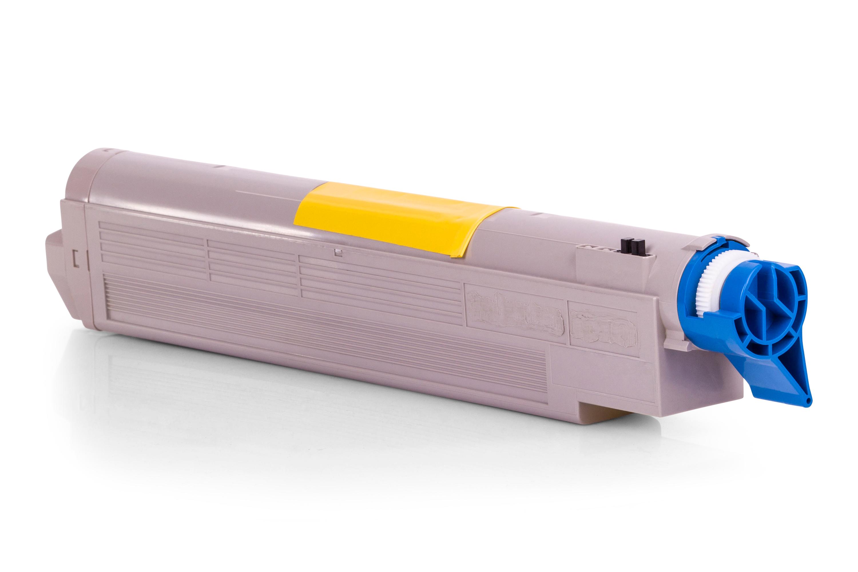 Kompatibel zu OKI 42918913 Toner gelb
