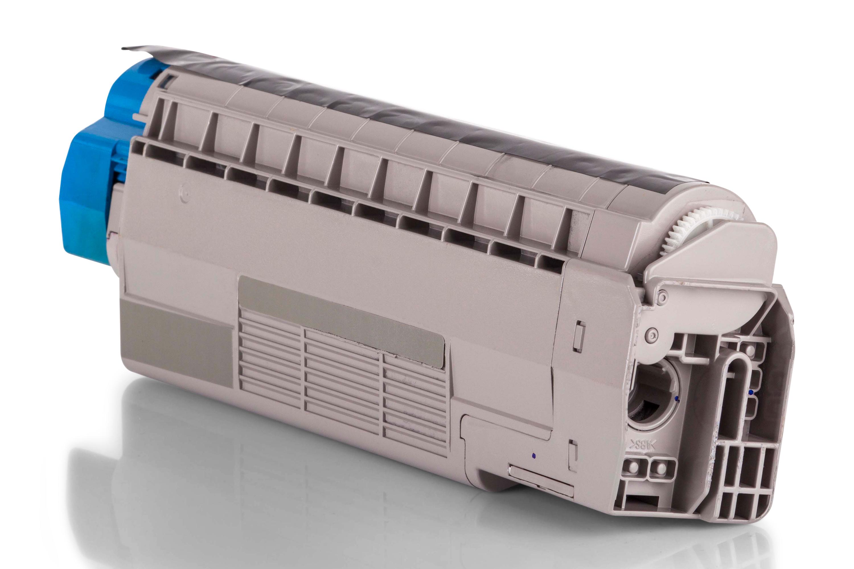 Kompatibel zu OKI 43865724 für OKI C5850 / C5950 Toner schwarz