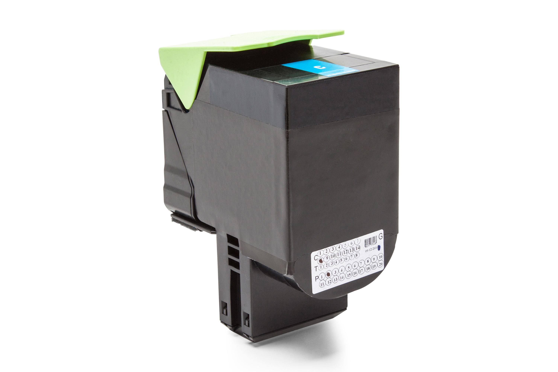 TonerPartenaire Lexmark 70C20C0 / 702C Toner cyan