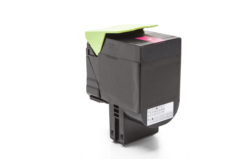 TonerPartenaire Lexmark 70C2HM0 / 702HM Toner magenta