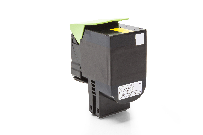 Lexmark 70C2HY0 / 702HY Toner gelb Kompatibel
