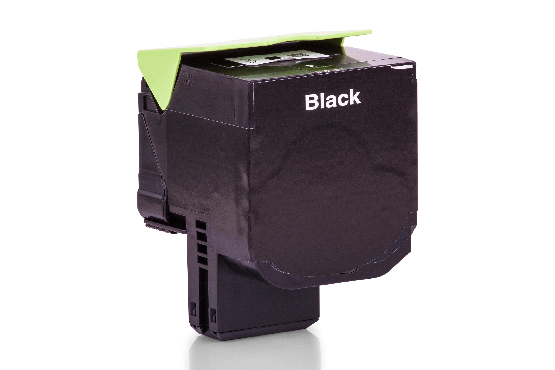 Lexmark 70C0X10 700X1 Toner schwarz Kompatibel