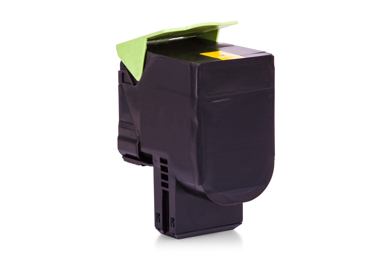 Kompatibel zu Lexmark 71B20Y0 Toner Gelb