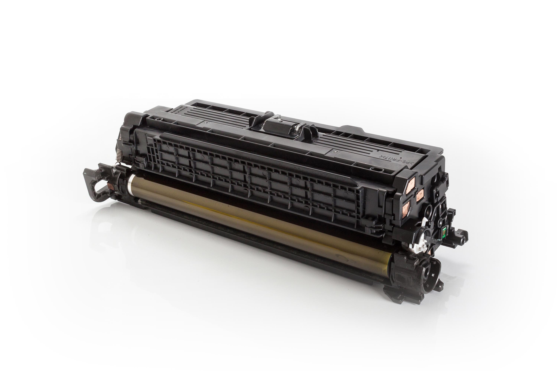 Kompatibel zu HP CE250X Toner schwarz