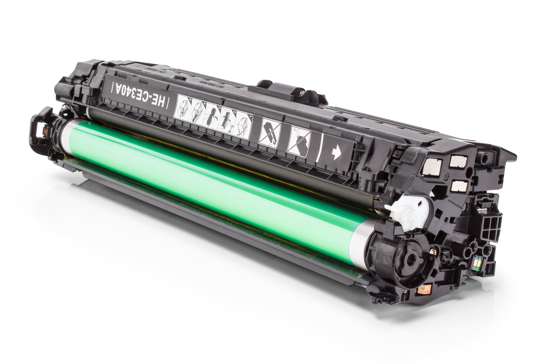 HP CE340A / 651A Tonerkartusche schwarz Kompatibel