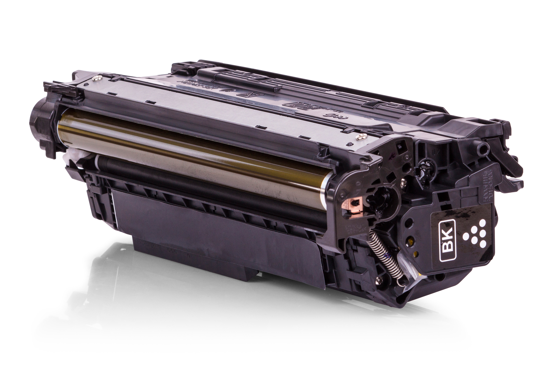 HP CF320A / 652A Tonerkartusche schwarz Kompatibel