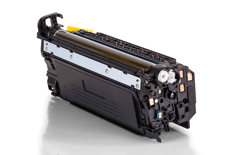 Kompatibel zu HP CF321A / 653A Tonerkartusche Cyan
