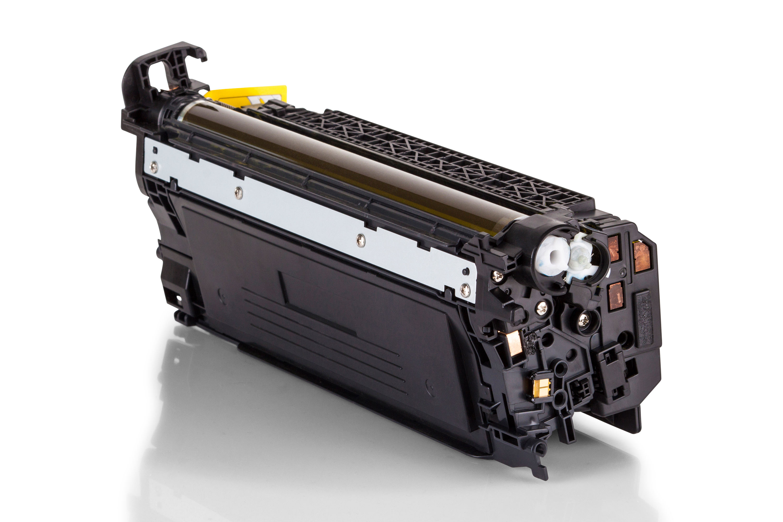 Kompatibel zu HP CF322A / 653A Tonerkartusche Gelb