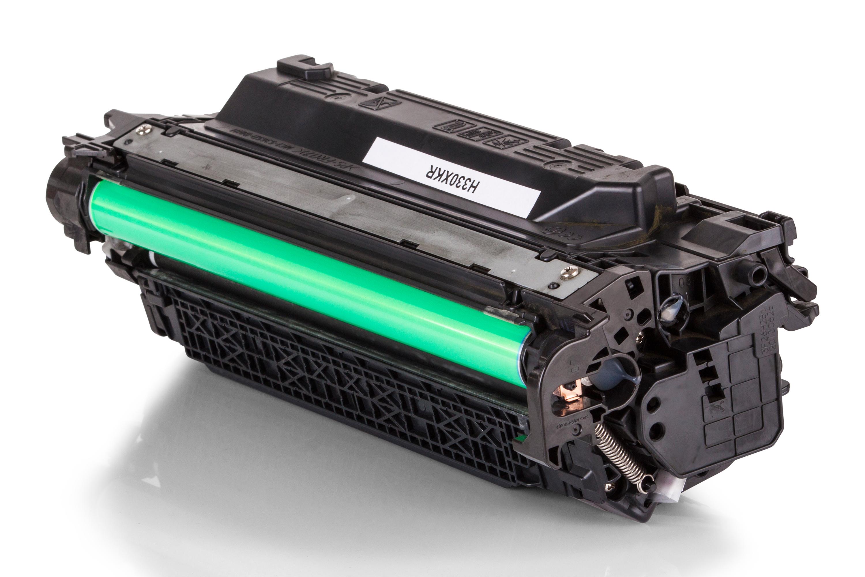 HP CF330X / 654X Tonerkartusche schwarz Kompatibel