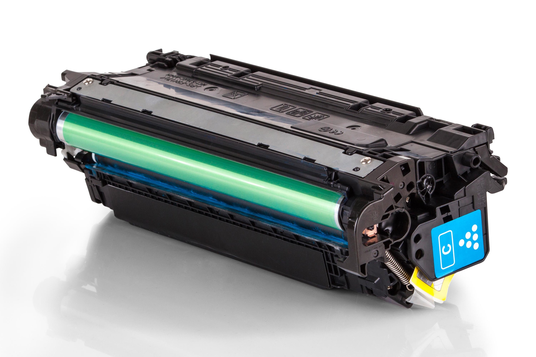 HP CF331A / 654A Tonerkartusche cyan Kompatibel