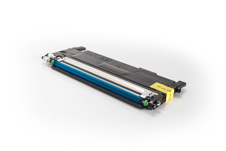 Kompatibel zu Samsung CLT-C4072S / CLP 320 Toner cyan