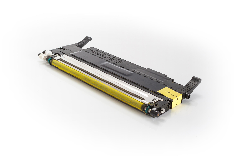 Kompatibel zu Samsung CLT-Y4072S / CLP 320 Toner gelb XL