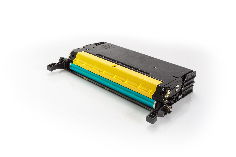 Kompatibel zu Samsung CLT-Y5082L Toner gelb