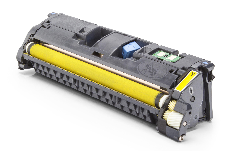 Kompatibel zu HP Q3962A Toner gelb