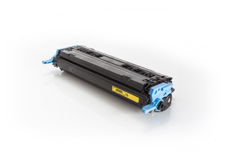 Kompatibel zu HP Q6002A Toner gelb