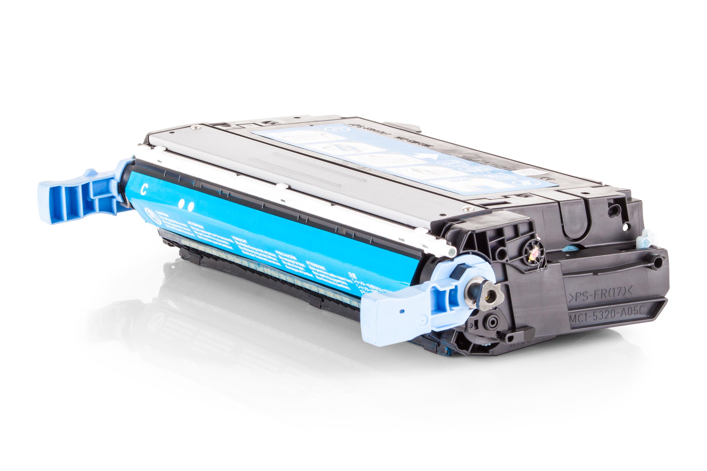 Kompatibel zu HP Q6461A Toner cyan