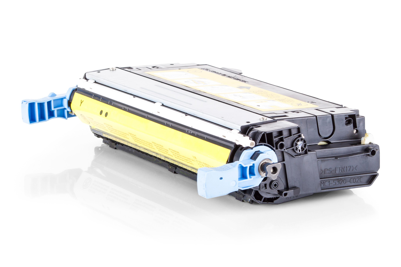 Kompatibel zu HP Q6462A Toner gelb