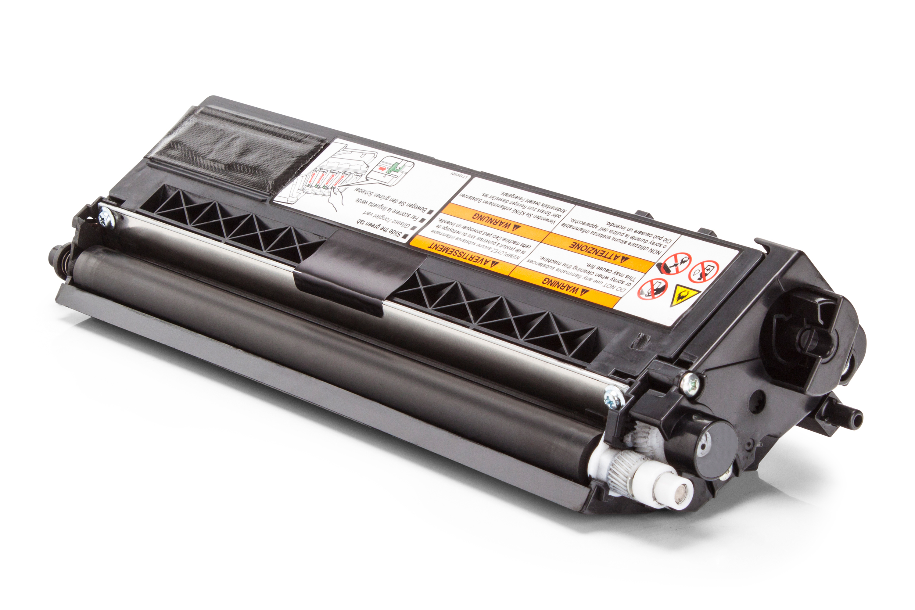Kompatibel zu Brother TN-328BK Toner schwarz