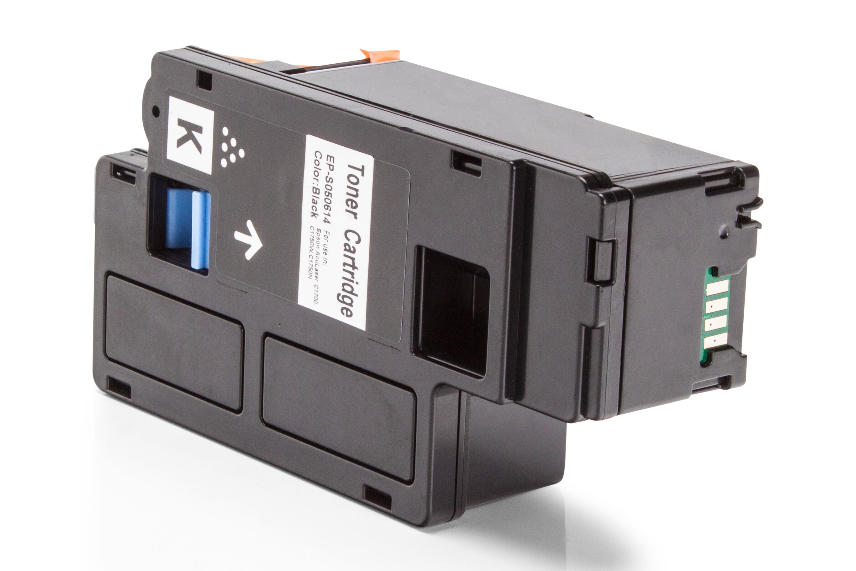 Kompatibel zu Epson C13S050614 Toner schwarz