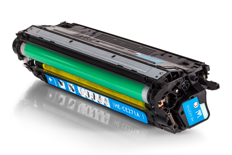 Kompatibel zu HP CE271A Toner cyan