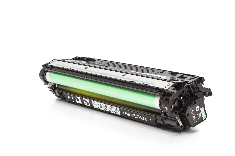 Kompatibel zu HP CE740A Toner schwarz