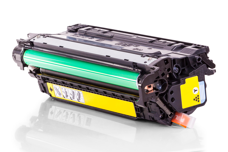 Kompatibel zu HP CF-032A Toner gelb