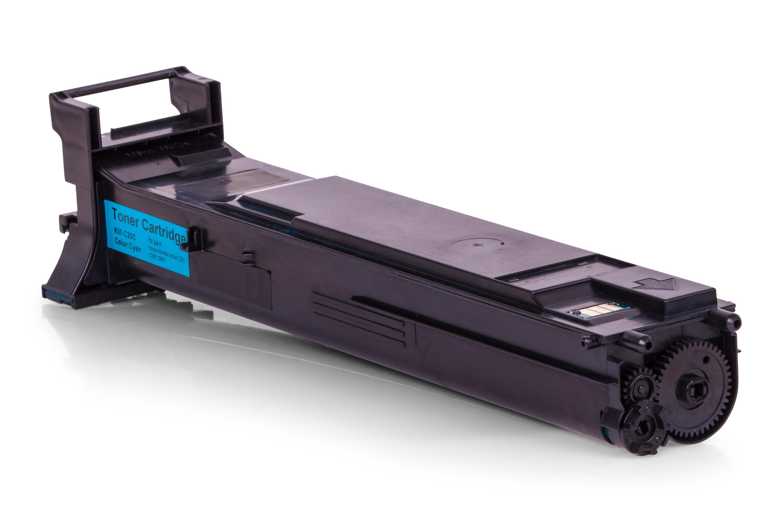 Kompatibel zu Konica Minolta A0DK453 / TN-318C Toner cyan