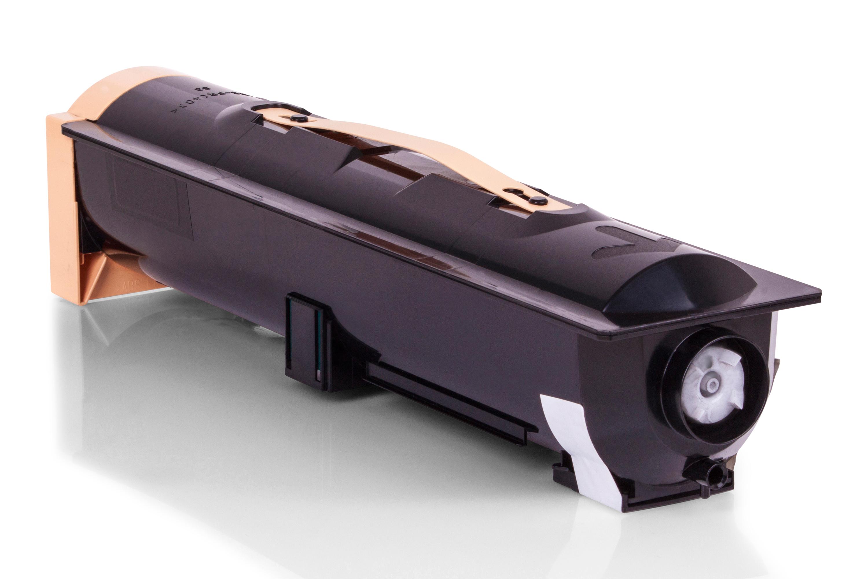 Kompatibel zu Lexmark 00W84020H Toner schwarz