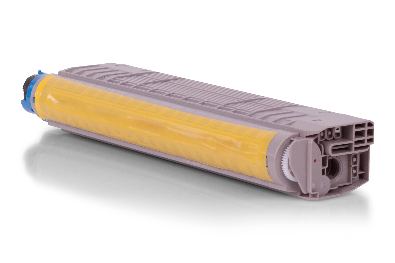 Kompatibel zu OKI 44643002 Toner magenta